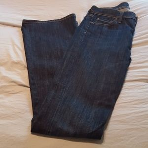 Citizens of humanity low waist flare size 26 jean.